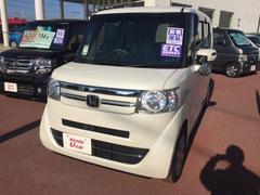 沖縄の中古車 ホンダ N BOX 車両価格 130.8万円 リ済別 平成28年 1.0万K ホワイトパール