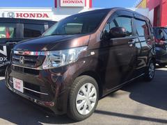 沖縄の中古車 ホンダ N−WGN 車両価格 123.8万円 リ済別 平成28年 0.7万K ブラウンパール