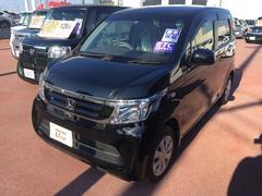 沖縄の中古車 ホンダ N−WGN 車両価格 126.8万円 リ済別 平成28年 0.8万K ブラックパール