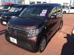 沖縄の中古車 ホンダ N−WGN 車両価格 121.8万円 リ済別 平成28年 0.6万K ブラウンパール