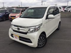 沖縄の中古車 ホンダ N−WGN 車両価格 129.8万円 リ済別 平成28年 1.1万K ホワイトパール