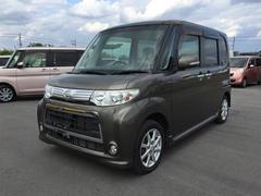 沖縄の中古車 ダイハツ タント 車両価格 69.8万円 リ済別 平成22年 5.8万K ブラウン