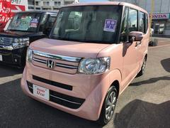 沖縄の中古車 ホンダ N BOX 車両価格 127.8万円 リ済別 平成28年 1.2万K ピンクパール