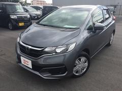 沖縄の中古車 ホンダ フィット 車両価格 149.8万円 リ済別 平成28年 0.2万K グレーメタリック