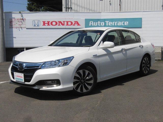 Honda Accord Hybrid Ex 2013 Pearl 59 535 Km Details