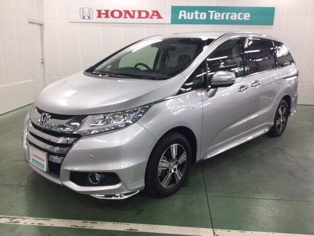 Photo Of Honda Odyssey Hybrid Advanced Package Used
