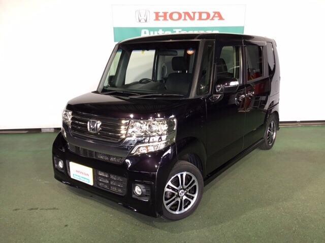 Honda N Box Custom G 2014 Purple 46 000 Km Details
