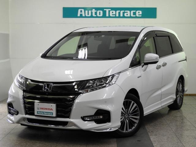 Photo Of Honda Odyssey Hybrid Absolute Ex Sensing Used