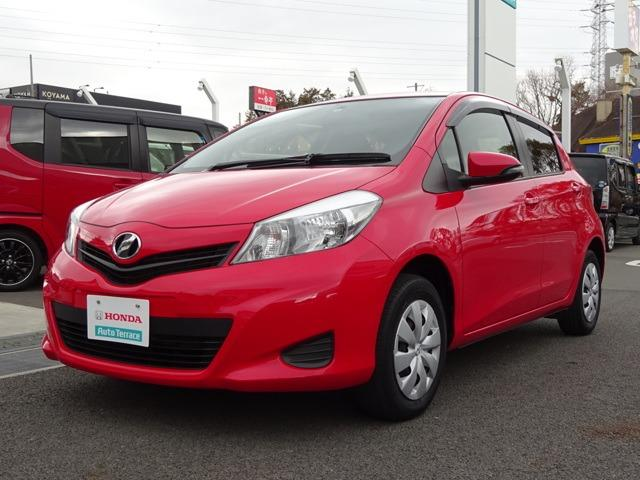 Photo of TOYOTA VITZ F / used TOYOTA