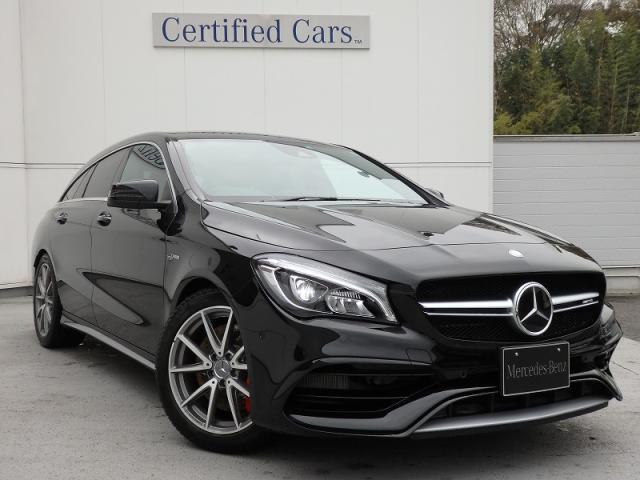メルセデスAMG Mercedes-AMG CLA 45 4MATIC Shooting Brake