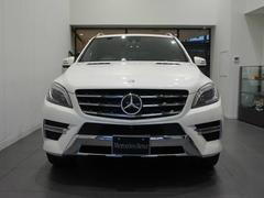 M・ベンツ ML 350 BlueTEC 4MATIC