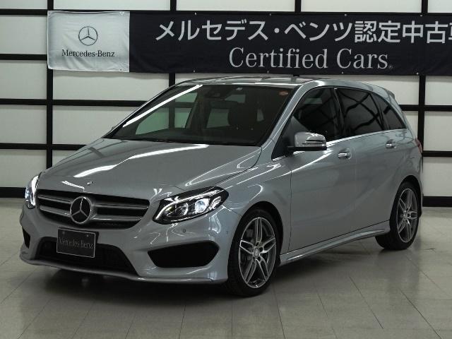 メルセデス・ベンツ Bクラス B250 4マチック スポーツ (検...