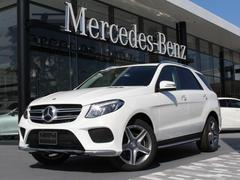 M・ベンツ GLE 350 d 4MATIC Sports