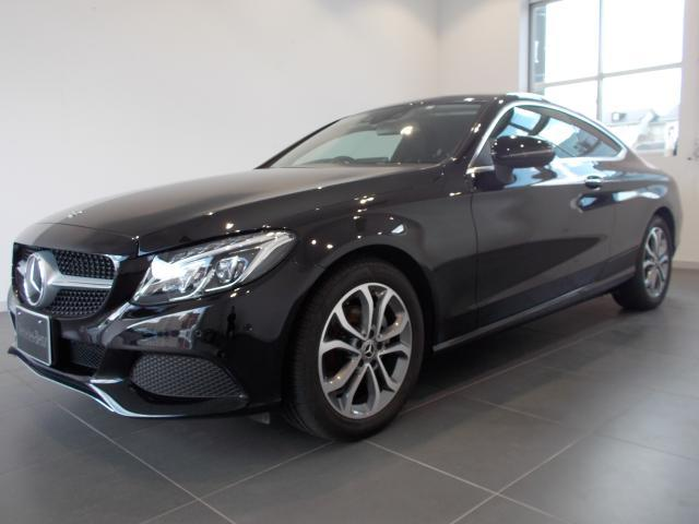 Photo of MERCEDES_BENZ C-CLASS C180 COUPE / used MERCEDES_BENZ