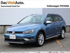 VW ゴルフオールトラックアップグレードパッケージ 4MOTION〈4WD〉 ACC