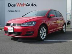 VW ゴルフ TSI Comfortline BlueMotion Technology ACC