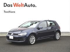 VW ゴルフTSI Highline BlueMotion Technology Discocer Pro