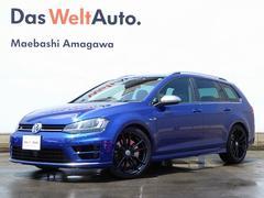 VW ゴルフRヴァリアントR Launch Edition Discover Pro