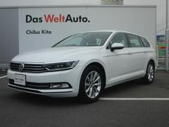 VW パサートヴァリアントコンフォートライン・LED・ナビ・衝突被害軽減システム