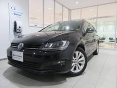 VW ゴルフヴァリアントコンフォートライン・NAVI・ETC 保証期間1年間
