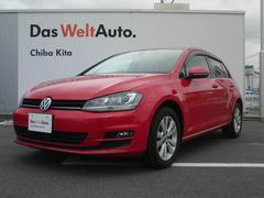 VW ゴルフ TSI Comfortline BlueMotion Technology NAVI ETC