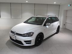 VW ゴルフRヴァリアントR Launch Edition