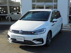 VW ゴルフトゥーランR−Line Disover Pro
