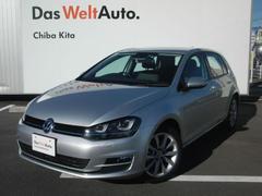 VW ゴルフTSI Highline BMT 保証期間H31年5月