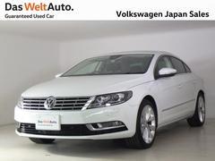 VW フォルクスワーゲンCC1.8TSIテクノロジーパッケージ ACC ナビ 認定中古車