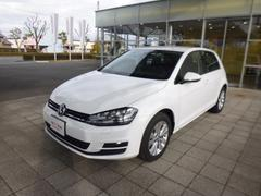 VW ゴルフTSI Comfortline 登録済未使用車 純正ナビ