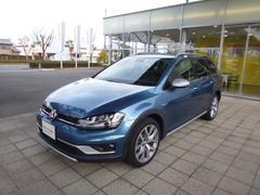 VW ゴルフオールトラックUpgrade Package 登録済未使用車 純正ナビ