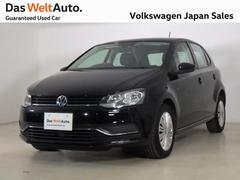 VW ポロTSI コンフォートライン 純正ナビ ACCパッケージ