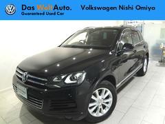 VW トゥアレグV6 AirSus