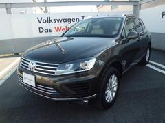 VW トゥアレグ V6 Upgrade Package DWA認定中古車