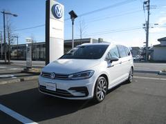 VW ゴルフトゥーランR−Line DCC