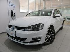 VW ゴルフ TSI Highline BlueMotion Technology DCC NAVI ETC