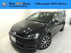 VW ゴルフヴァリアントTSI Highline LeatherDcc