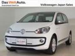 VW アップ!ジーンズ アップ! 当社名義登録済未使用車 300台限定車