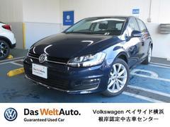 VW ゴルフTSIハイラインBMT 元試乗車