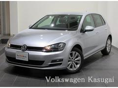 VW ゴルフ TSI Comfortline BlueMotion Technology Navi ETC2.0