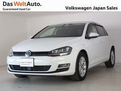 VW ゴルフTSI コンフォートライン BMT純正ナビ ACC