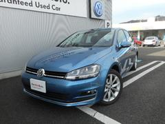 VW ゴルフ TSI Highline BlueMotion Technology Democar