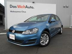 VW ゴルフ TSI Trendline BlueMotion Technology DEMOCAR