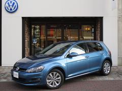 VW ゴルフTSI Comfortline BlueMotion Technology DEMOCAR