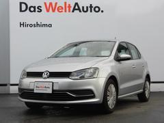 VW ポロコンフォートライン デモカー 認定中古車