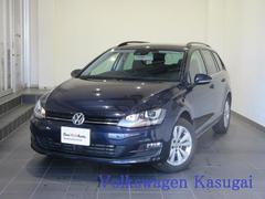 VW ゴルフヴァリアントTSI Comfortline Navi ETC2.0