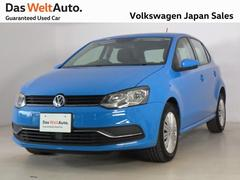 VW ポロコンフォート 自動ブレーキ 禁煙車 ワンオーナー