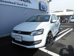 VW ポロ BlueMotion DEMOCAR NAVI