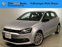 VW ポロブルーGT ACC Xenon ナビ