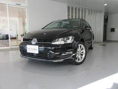 VW ゴルフヴァリアントTSI Highline ナビETC 保証H31年6月まで